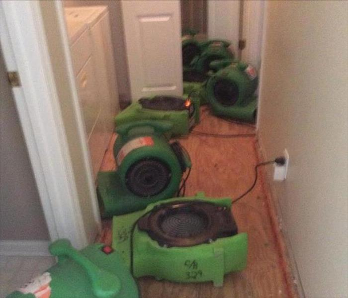 Water Damage in Cullman, Alabama