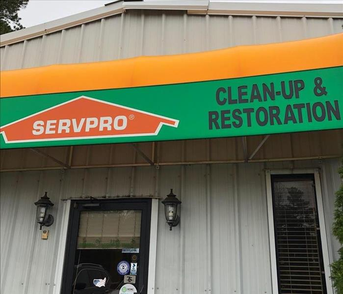 Why SERVPRO Why Choose Us?