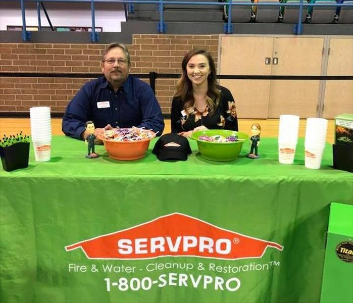 Why SERVPRO Career Fair
