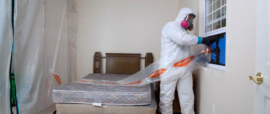 Russellville, AL biohazard cleaning